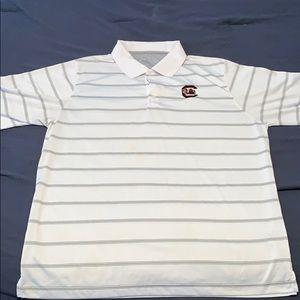 South Carolina Gamecocks polo (Antigua brand XL)
